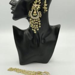 Pachi Kundan Earrings