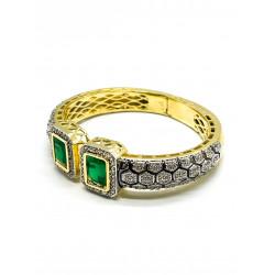 Yule Openable Bracelet