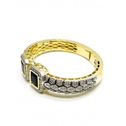Aubin Openable Bracelet