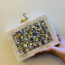 Raisin Clutch (Delivery time 3-4 Weeks)