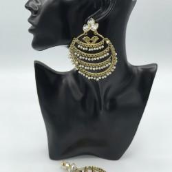 Deluge Earrings