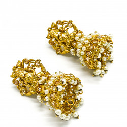 Mirri Temple Earrings