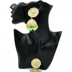 Donati Jhumki Earrings