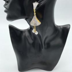 Dancing Angel Earrings