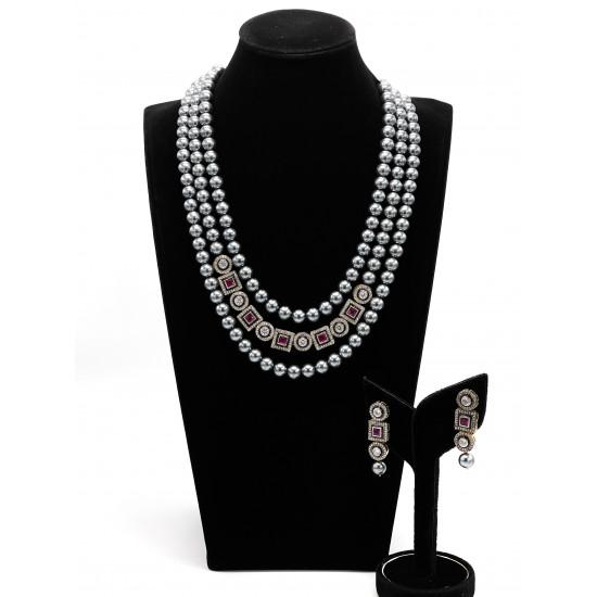 Pearl Beads Set