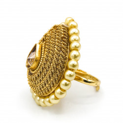 Mesh Wire Ring