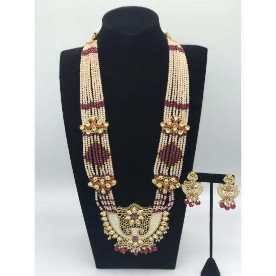 Crystal Bloom Necklace