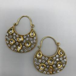 Clasp Earrings