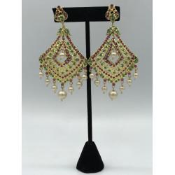 Downpour Earrings